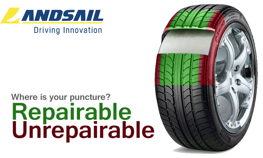 Nail In Tire Repair >> Landsail | Magowan Tyres